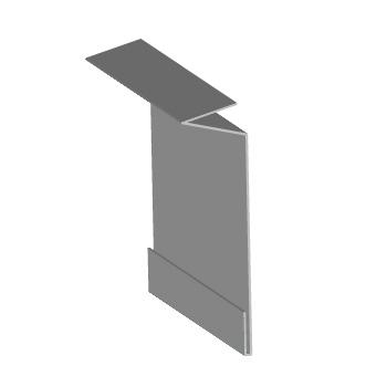 Corrugated Panel Trim Metallion Industries Estacada